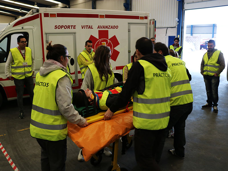Fp Técnico En Emergencias Sanitarias Ieducae