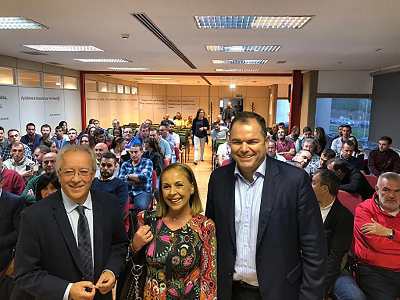 Acto de Apertura del Curso Académico 2018-2019 en IEDUCAE