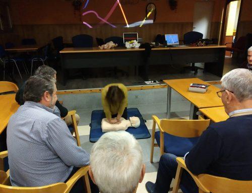 IEDUCAE forma a personal del Ayuntamiento de Mieres en el uso de Desfibriladores