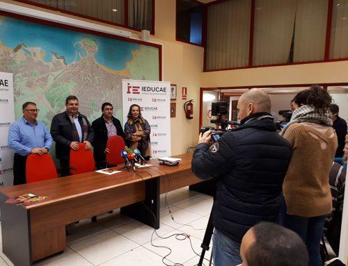 IEDUCAE formará como Primer Interviniente en Emergencias a los voluntarios de Protección Civil Gijón