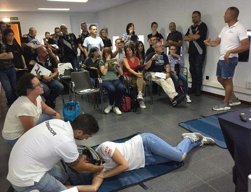 IEDUCAE impartirá un curso de 'Primer Interviniente en Accidentes de Tráfico', en el Instituto Asturiano de Prevención de Riesgos Laborales