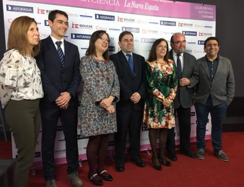 IEDUCAE patrocina la IV Semana de la Ciencia de La Nueva España