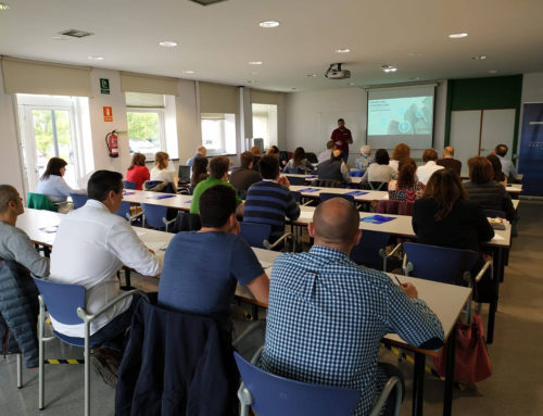 """IEDUCAE imparte en el Instituto Asturiano de Prevención de Riesgos Laborales el curso """"Escuela de Espalda"""""""