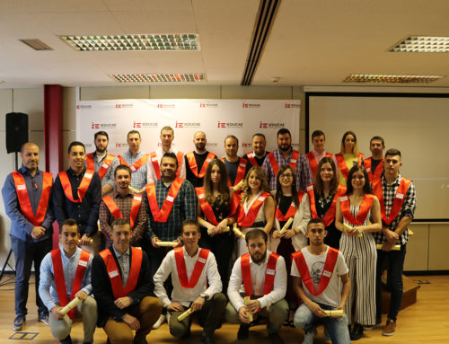 IEDUCAE celebra la graduación de la primera promoción del FP Técnico en Emergencias Sanitarias