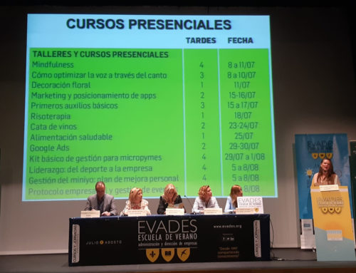 """IEDUCAE impartirá el curso """"Primeros Auxilios Básicos"""" en EVADES-Escuela de Verano"""